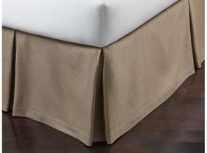 Peacock Alley Rio Linen California King Bedskirt