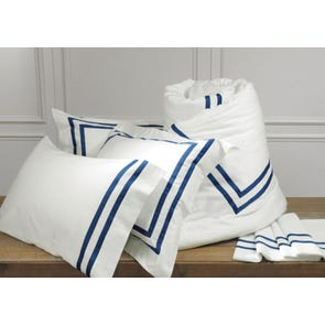 RB Casa Ribot Pillowcase Pair in White