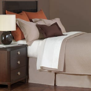 RB Casa Venezia Quilted Bed Skirt