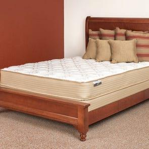 Queen Restonic Comfort Care Allura Firm 9.5 Inch Mattress