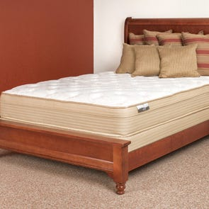 Queen Restonic Comfort Care Allura Pillow Top 11 Inch Mattress
