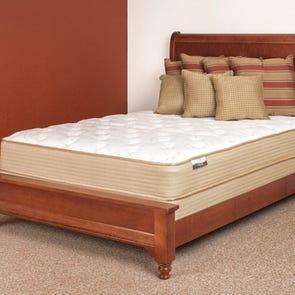 Queen Restonic Comfort Care Allura Plush 9.5 Inch Mattress