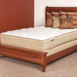 Twin Restonic Comfort Care Andover Firm Double Sided 10.5 Inch Mattress