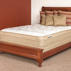 Full Restonic Comfort Care Ashford Pillow Top 12 Inch Mattress
