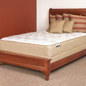 Twin Restonic Comfort Care Ashford Plush 10 Inch Mattress