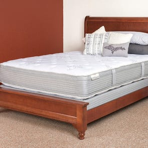 Queen Restonic Comfort Care Select Bristol Double Sided Pillow Top 15 Inch Mattress