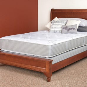 Queen Restonic Comfort Care Select Bristol Double Sided Plush 14 Inch Mattress