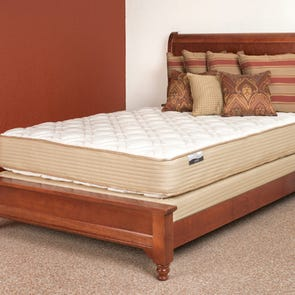 Queen Restonic Comfort Care Brookhaven Firm Double Sided 11 Inch Mattress