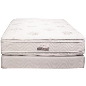 Queen Restonic Comfort Care Select Cameron Double Sided Pillow Top 14.5 Inch Mattress