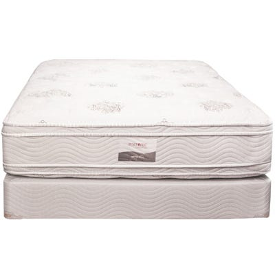Queen Restonic Comfort Care Select Cameron Double Sided Pillow Top Mattress