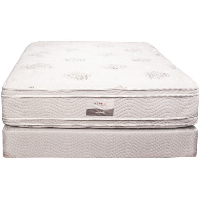 Full Restonic Comfort Care Select Cameron Double Sided Pillow Top