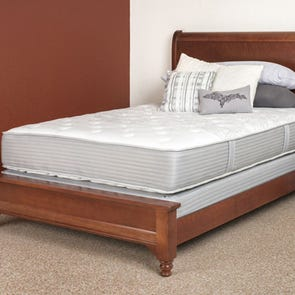 Queen Restonic Comfort Care Select Cameron Double Sided Plush 13.5 Inch Mattress