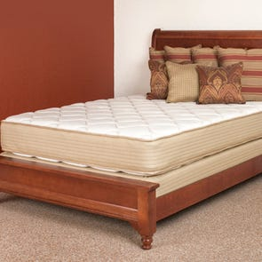 Queen Restonic Comfort Care Chantelle Double Sided Firm 11 Inch Mattress