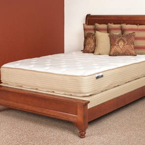 Queen Restonic Comfort Care Chantelle Double Sided Plush 11.5 Inch Mattress