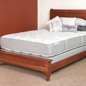 Twin Restonic Comfort Care Select Danby Double Sided Firm 15.5 Inch Mattress