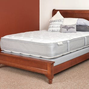Queen Restonic Comfort Care Select Danby Double Sided Pillow Top 16.5 Inch Mattress