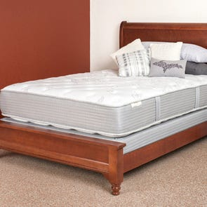 Queen Restonic Comfort Care Select Danby Double Sided Plush Mattress