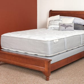 Restonic Comfort Care Select Hampton Double Sided Plush 16.5 Inch King Mattress Only SDMB071925 - Scratch and Dent Model ''As-Is''