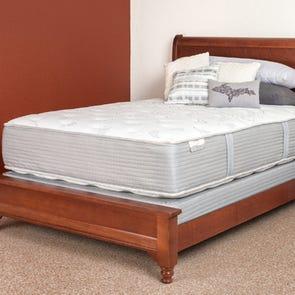 Queen Restonic Comfort Care Select Hampton Double Sided Plush 16.5 Inch Mattress