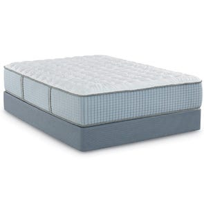 Full Restonic Scott Living Cascade Firm 13.5 Inch Mattress