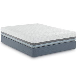 Full XL Restonic Scott Living Earlybird Hybrid 11 Inch Mattress