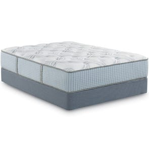 Queen Restonic Scott Living Panorama Plush Mattress