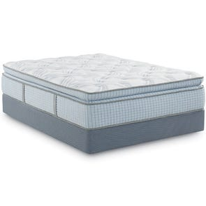 Full XL Restonic Scott Living Panorama Super Pillow Top 14.5 Inch Mattress