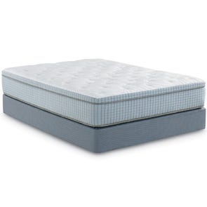Twin XL Restonic Scott Living Sanguine Euro Top Mattress