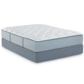 Queen Restonic Scott Living Stargazer Plush 13 Inch Mattress
