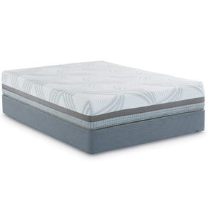 Full XL Restonic Scott Living Twinkle Hybrid 12 Inch Mattress