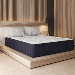 Queen Sapphire Dream Luxury Firm 14 Inch Mattress