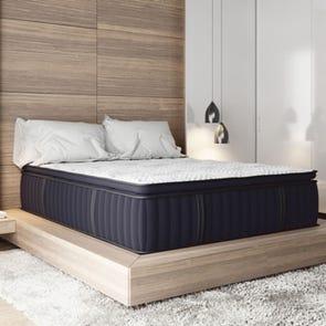 King Sapphire Dream Luxury Plush Pillow Top 14.5 Inch Mattress