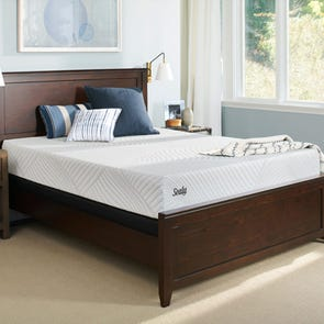 Twin Sealy Conform Essentials Upbeat Firm 9.5 Inch Mattress