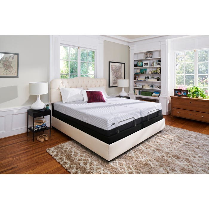 Queen Sealy Posturepedic Conform Performance Fondness Cushion Firm Mattress Free 200 Gift Card
