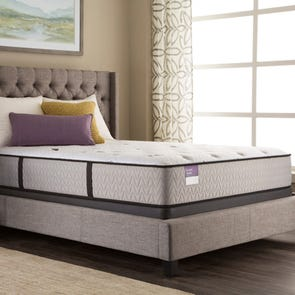 Queen Sealy Crown Jewel Performance Inspirational Precision Cushion Firm Mattress