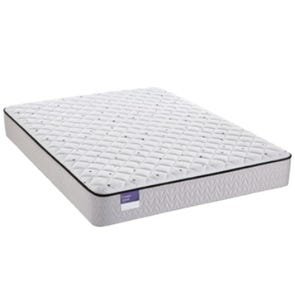Twin Sealy Crown Jewel Value Inspirational Happiness Firm 10 Inch Mattress