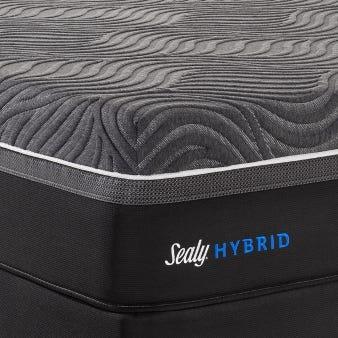 Sealy Hybrid Premium Silver Chill Plush photo