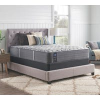 Deals on Twin Sealy Posturepedic Plus A Class 13 Inch Cushion Firm Mattress