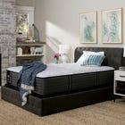 King Sealy Posturepedic Response Premium Barrett Court IV Cushion Firm 14.5 Inch Mattress