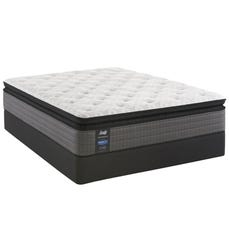 Queen Sealy Posturepedic Response Performance Mountain Ridge IV Cushion Firm Pillow Top Mattress
