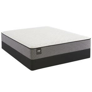 Queen Sealy Response Essentials Bale IV Firm Mattress