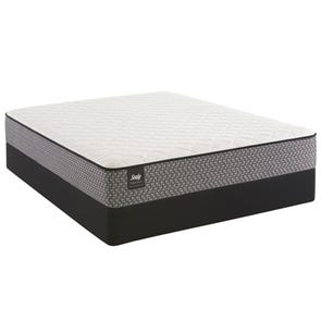 Twin Sealy Response Essentials Castra IV Firm 8.5 Inch Mattress