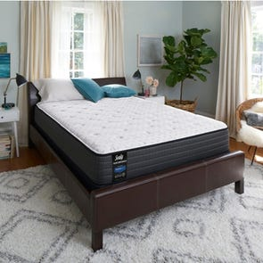 "Sealy Posturepedic Response Performance Mountain Ridge IV Plush 11.5 Inch Full Mattress Only OVML052006 - Overstock Model ""As-Is"""