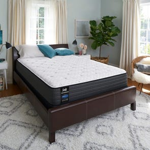 Full Sealy Posturepedic Response Performance Santa Paula IV Cushion Firm 12 Inch Mattress