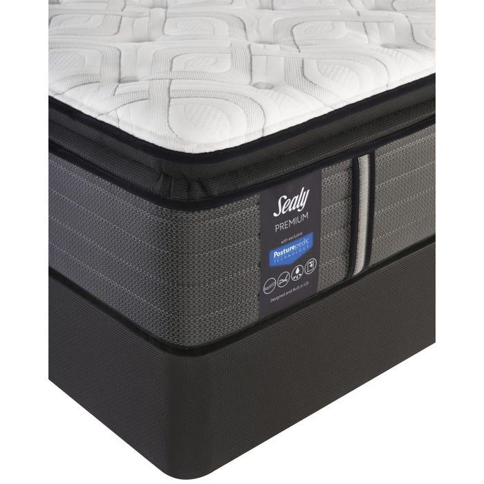 3282525a017 Queen Sealy Posturepedic Response Premium Warrenville IV Cushion Firm  Pillow Top Mattress