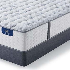 Serta Hotel Bellagio Grande Notte II Extra Firm Queen Mattress Only SDMB031902- Scratch and Dent Model ''As-Is''