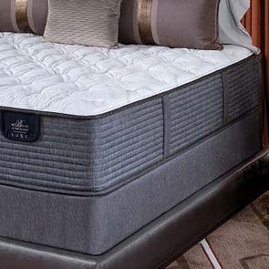 """Serta Hotel Bellagio Luxe Bellissimo Plush Queen Mattress Only OVML101825 - Clearance Model """"As Is"""""""