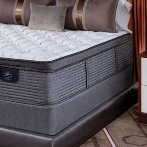 "Serta Hotel Bellagio Luxe Grandezza Luxury Firm Pillow Top Queen Mattress Only OVML101828 - Clearance Model ""As Is"""