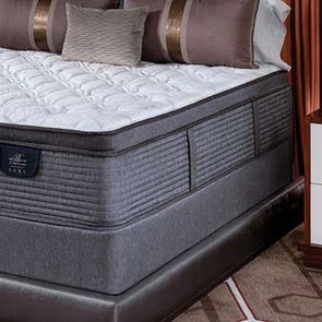 """Serta Hotel Bellagio Luxe Grandezza Plush Euro Top Queen Mattress Only OVML101829 - Clearance Model """"As Is"""""""