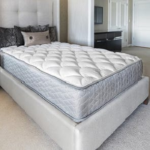 Queen Serta Perfect Sleeper Hotel Bronze Suite Supreme II Plush Double Sided 10 Inch Mattress